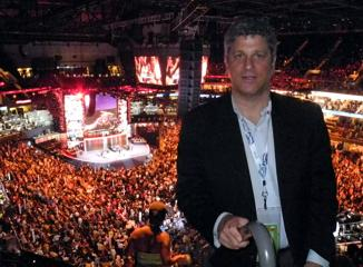 Reuben Guttman at Democratic National Convention